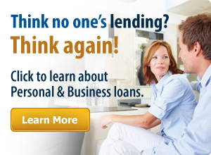 Click here to learn about personal and business loans