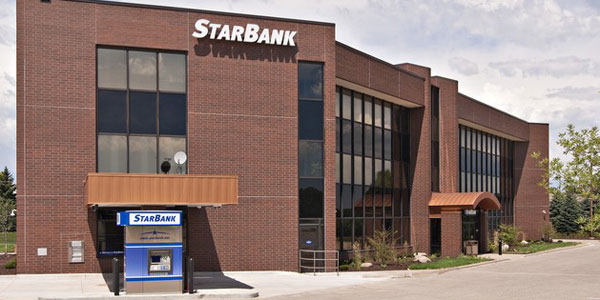 Star Bank office in Eden Prairie