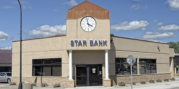 Star Bank office in Barrett