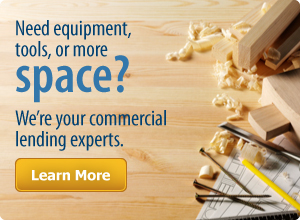 We are your commercial lending experts