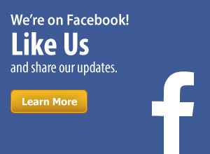 We are on Facebook. Like Us and share our updates