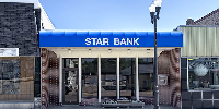 Star Bank office in Wheaton